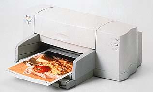 Hewlett-Packard DeskJet 815C-