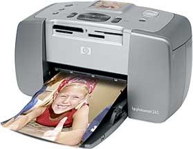 Hewlett-Packard Photosmart 245 [Foto: Hewlett-Packard]