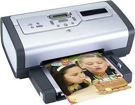 Hewlett-Packard Photosmart 7660 [Foto: Hewlett-Packard]