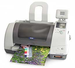 Epson Stylus Photo 895 [Foto: MediaNord]