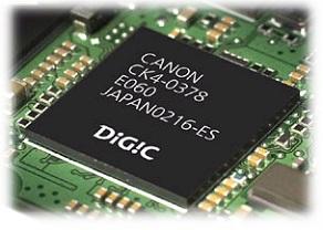Canons DIGIC-Signalprozessor