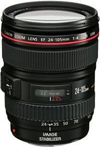 Canon EF 1:4 L IS 24-105 mm USM [Foto: Canon Deutschland]