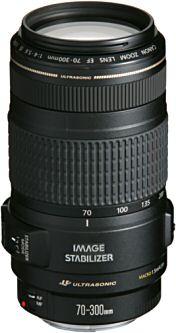 Canon EF 1:4-5,6 IS 70-300 mm USM [Foto: Canon Deutschland]