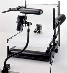 Tabletop-Aufnahmetisch