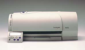 Lexmark 5770 Photo Jetprinter