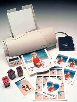 Lexmark 5770 Photo Jetprinter System