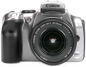 Canon EOS 300D [Foto: MediaNord]