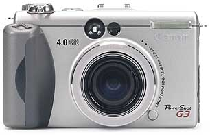 Canon PowerShot G3 [Foto: MediaNord]
