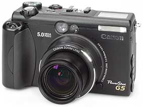 Canon PowerShot G5 [Foto: MediaNord]