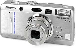 Fujifilm FinePix F700 [Foto: Fujifilm]