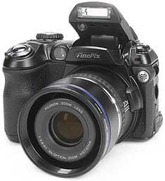 Fujifilm finepix s5000 testbericht for Fujifilm finepix s5000 prix