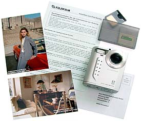 Fujifilm MX-2700 Gutschein (Foto: MediaNord)