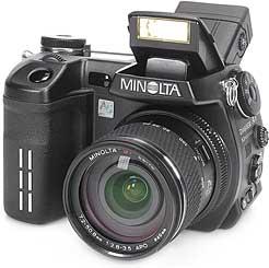 Minolta Dimage A1 [Foto: MediaNord]
