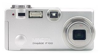 Minolta Dimage F100 [Foto: MediaNord]