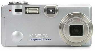 Minolta Dimage F300 [Foto: MediaNord.de]