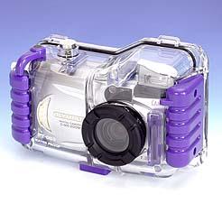Olympus Aqua-Case PT-003 Frontansicht (Foto: MediaNord))