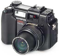 Olympus C-5050 Zoom [Foto: MediaNord]