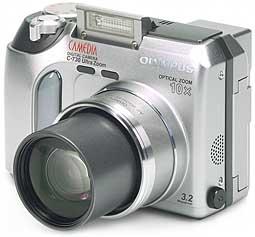Olympus C-730 Ultra Zoom [Foto: MediaNord]