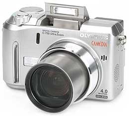 Olympus C-750 Ultra Zoom [Foto: MediaNord]