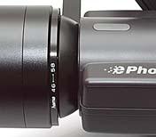 Adapterringe zur Anpassung des Olympus Flash Film Scanner 35 auf Agfa ePhoto 1280 [Foto: MediaNord]
