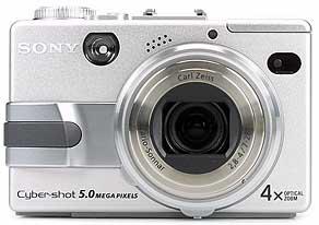 Sony DSC-V1 [Foto: MediaNord]