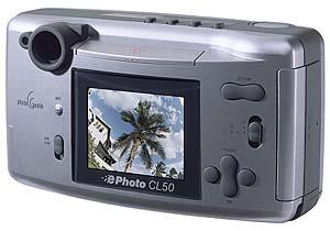 Agfa ePhoto CL50 Rückansicht
