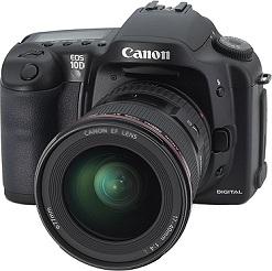 Canon EOS 10D [Foto: Canon]