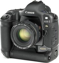 Canon EOS-1DS [Foto: Canon]