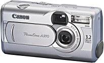Canon PowerShot A310 [Foto: Canon]