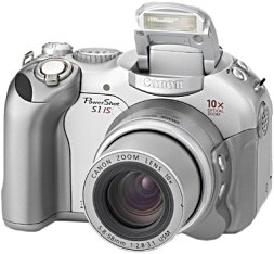 Canon PowerShot S1 IS [Foto: Canon]