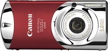 Canon Ixus i zoom [Foto: Canon Deutschland]