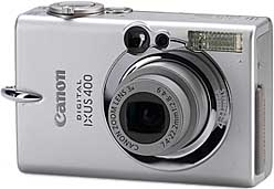 Canon Digital Ixus 400 [Foto: Canon]
