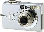 Canon Digital Ixus 500 [Foto: Canon]