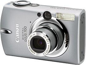 Canon Digital Ixus 700 [Foto: Canon Deutschland]