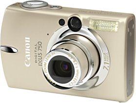 Canon Ixus 750 [Foto: Canon Deutschland]