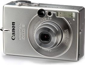 Canon Digital Ixus II [Foto: Canon]