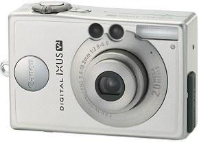 Canon Digital Ixus V2 [Foto: Canon]