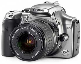 Canon EOS 300D [Foto: Canon]