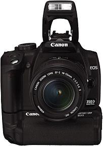 Canon-EOS 350D [Foto: Canon Deutschland]