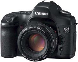 Canon EOS 5D [Foto: Canon Deutschland]