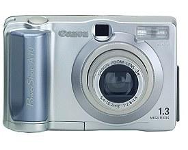 Canon PowerShot A10 [Foto: Canon]