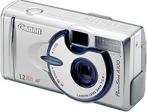 Canon PowerShot A100 [Foto: Canon]