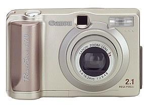 Canon PowerShot A20 [Foto: Canon]