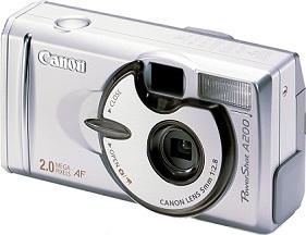 Canon PowerShot A200 [Foto: Canon]
