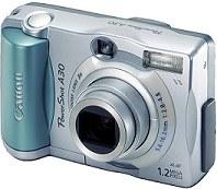 Canon PowerShot A30 [Foto: Canon]