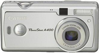 Canon PowerShot A400 [Foto: Canon]