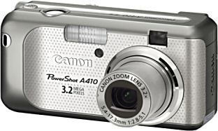 Canon PowerShot A410 [Foto: Canon Europe]