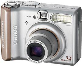 Canon PowerShot A510 [Foto: Canon]