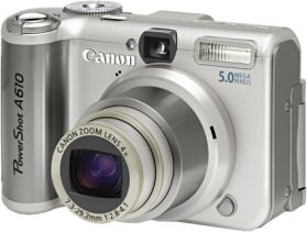 Canon PowerShot A610 [Foto: Canon Europe]