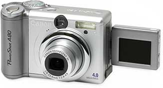 Canon PowerShot A80 [Foto: Canon]